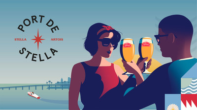 'Port de Stella' docks in Miami for Super Bowl weekend offering a taste of 'The Life Artois.' Priyanka Chopra Jonas and Karamo Brown join a line-up of artisans, experts and tastemakers for the three-day festival you won't want to miss.