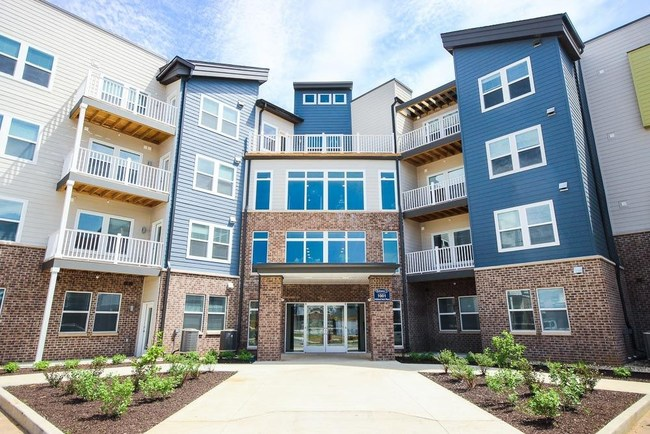 New Downtown Columbus Indiana Apartments