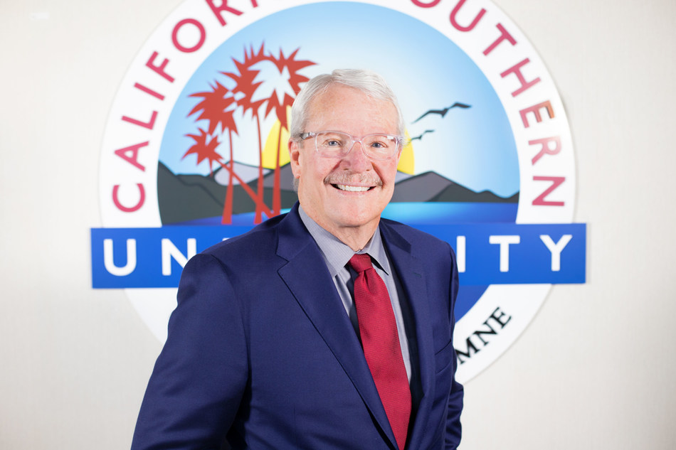 Glenn Roquemore, president of Irvine Valley College from 2002 to 2019, is the new chancellor of California Southern University.