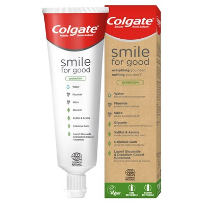 Smile For Good Toothpaste - Protection Variant