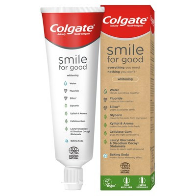 Smile For Good Toothpaste - Whitening Variant