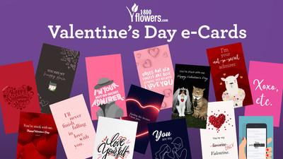 1-800-Flowers.com Complimentary e-Cards