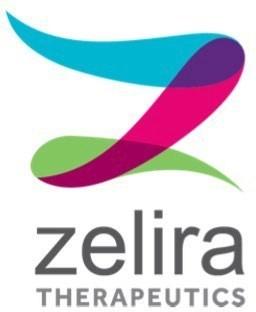 (PRNewsfoto/Zelira Therapeutics Limited)