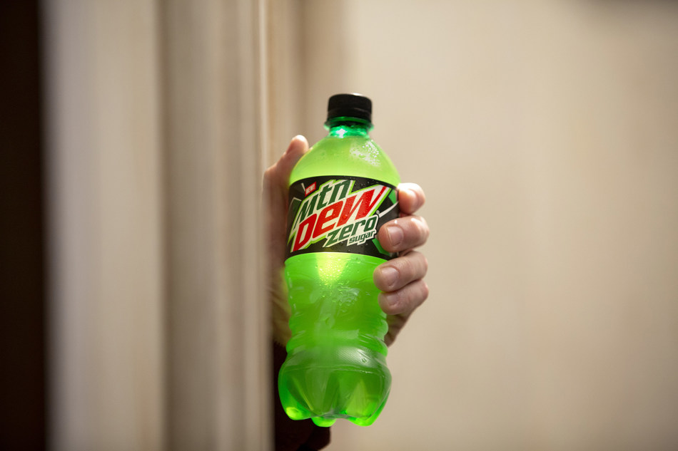 "MTN DEW® Proves That MTN DEW® Zero Sugar is ""As Good As The Original"" With Super Bowl Ad That Reimagines Classic Movie, The Shining"