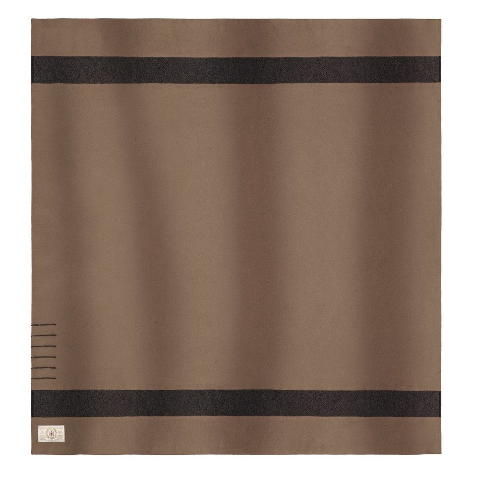 The Camel Hudsons Bay Point Blanket March 2020