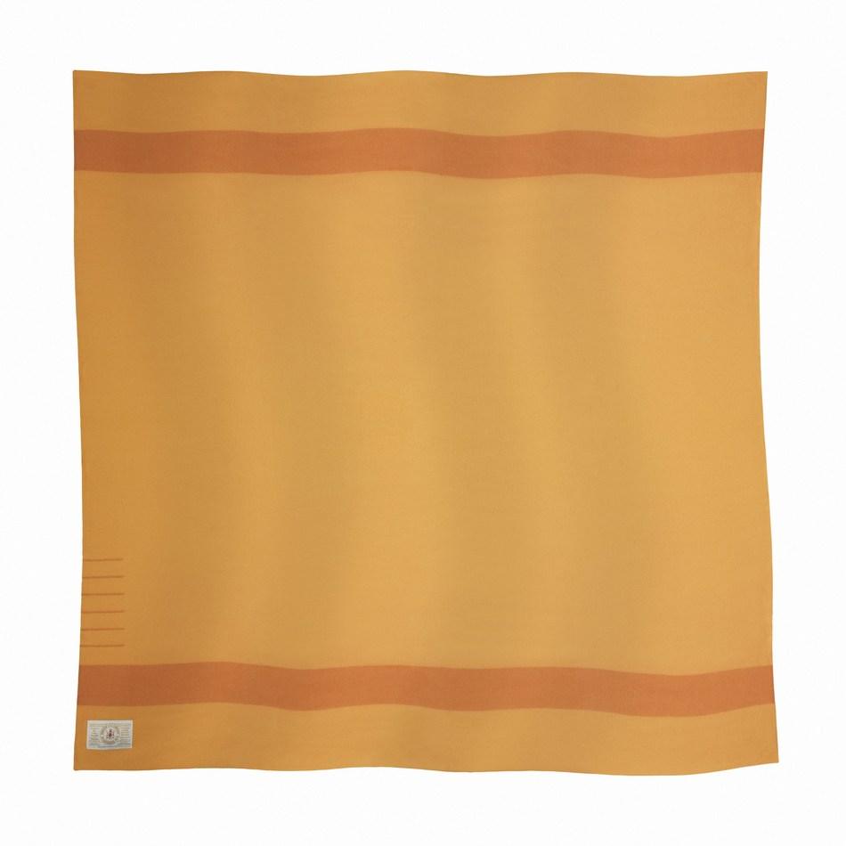 The Gold Hudsons Bay Point Blanket June 2020