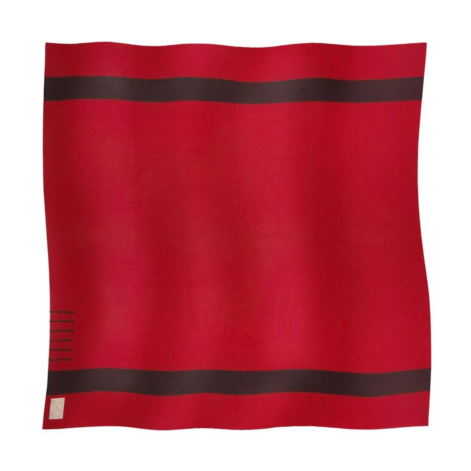 The Scarlet Hudsons Bay Point Blanket July 2020
