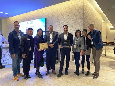 SITE Thailand wins Rising Star Award
