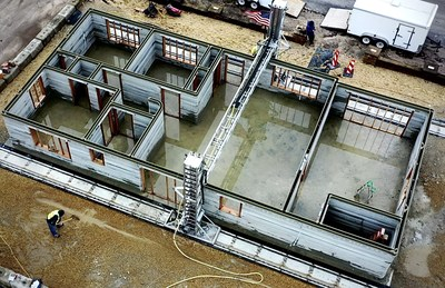 Worlds Largest 3D Printed Home By SQ4D Using (ARCS) its Autonomous Robotic Construction System
