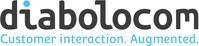 Diabolocom logo (PRNewsfoto/Diabolocom)