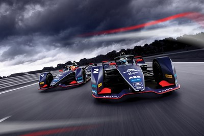 Teijin and Envision Virgin Racing Announce Multi-Year Partnership