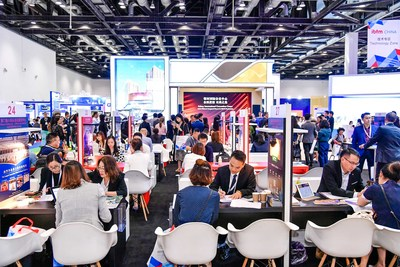 A Glimpse of IBTM China 2019