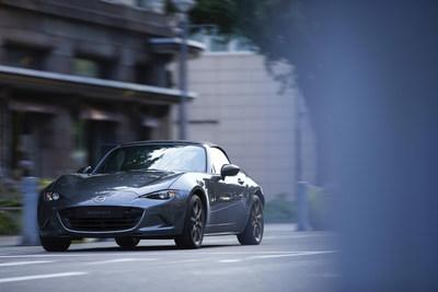2020 Mazda MX-5 (CNW Group/Mazda Canada Inc.)