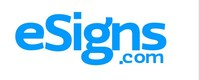 eSigns Logo (PRNewsfoto/eSigns)