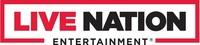 Live Nation Entertainment logo. (PRNewsFoto/Live Nation Entertainment)