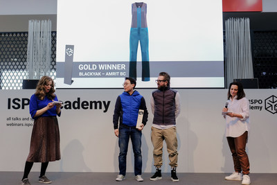 BLACKYAK has won 2 ISPO Awards at ISPO Munich 2020