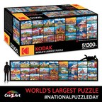 Pennsylvania Couple Are The First Verified Individuals To Complete The World's Largest Puzzle For Sale From Cra-Z-Art
