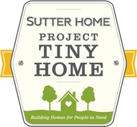 Sutter Home: Project Tiny Home logo