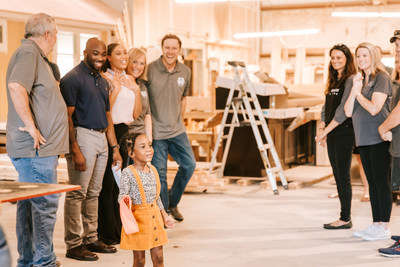 TV host Zack Giffin reveals home to Innis family