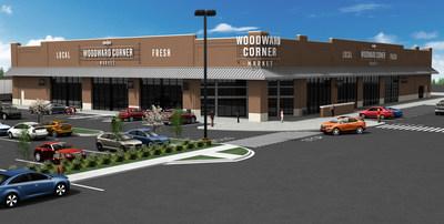 Woodward Corner Market opens Jan. 29, 2020 in Royal Oak, Mich.
