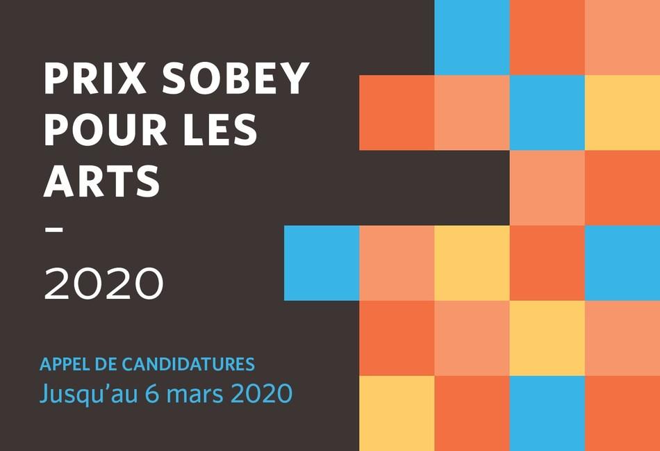 Le Prix Sobey pour les arts représente une occasion de reconnaissance nationale et internationale sans équivalent pour les artistes contemporains canadiens -  bourses totalisant 240000 $ canadiens. (Groupe CNW/Musée des beaux-arts du Canada)
