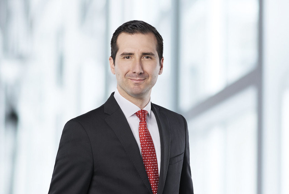 Gabriel Castiglio, Chief Legal Officer and Corporate Secretary, Fiera Capital (CNW Group/Fiera Capital Corporation)