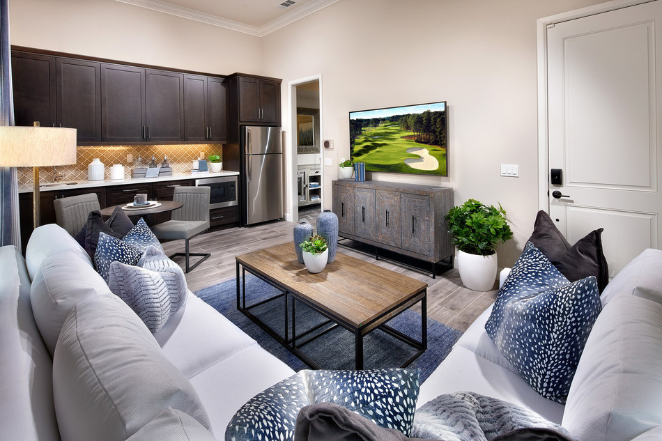 Lennar, the nation's leading homebuilder, is now selling its highly sought after Next Gen® – The Home Within A Home® floorplan at Whittingham and Winchester situated in San Diego County's popular Harmony Grove Village. Home shoppers are invited to tour the model homes and experience this innovative style of living. Pricing starts in the high $800,000s.