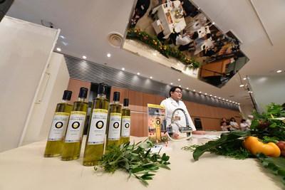 Olive Oil World Tour Showcooking Daisuke Nomura
