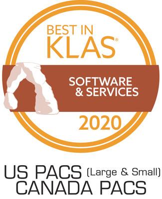 Sectra wins Best in KLAS