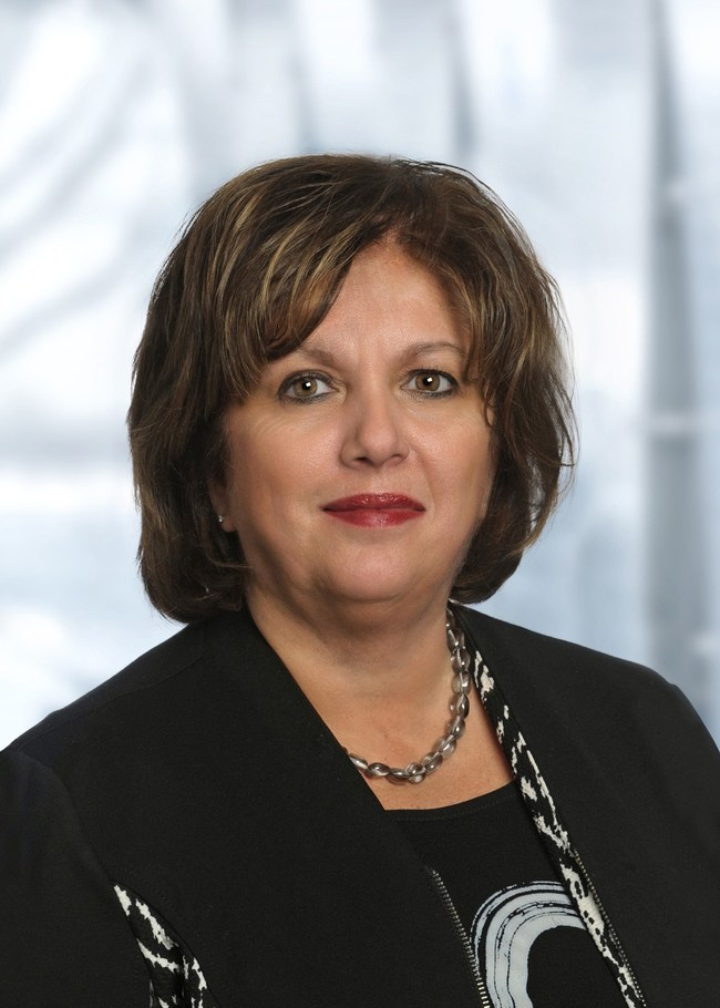 Sylvie Vachon, President and CEO of the Montreal Port Authority (CNW Group/Montreal Port Authority)