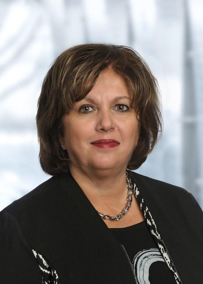 Sylvie Vachon, présidente-directrice générale de l'Administration portuaire de Montréal (Groupe CNW/Administration Portuaire de Montréal)