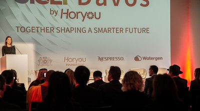 SIGEF Davos by Horyou at the Kirchner Museum, gathering Changemakers to build a more Inclusive and Sustainable Future