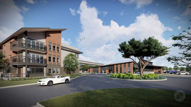 Alta Champions Circle stands apart by offering high-end apartments at its premier location, 15848 Championship Parkway.