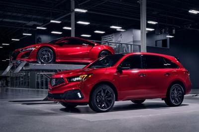 2020 Acura MDX PMC Edition