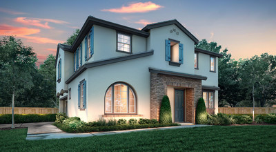 Two-story homes   Alpine Collection at Enclave at Mission Falls in Fremont, CA