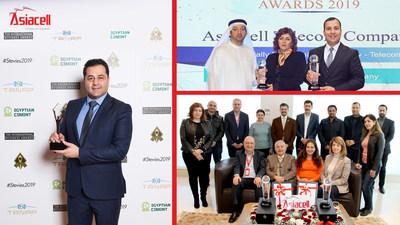 آسياسيل تحتل مرتبة أفضل شركة اتصالات في العراق