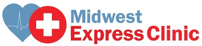 Midwest Express Clinic Logo (PRNewsfoto/Midwest Express Clinic)