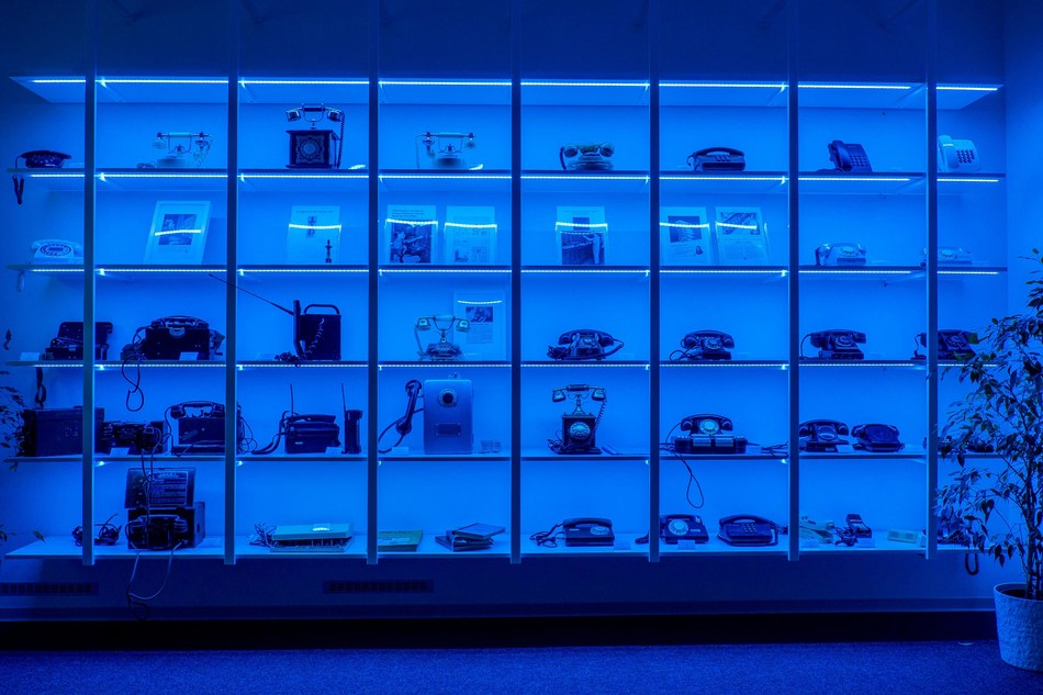 DIDWW Opens the First Telephony Museum in the Baltic States (PRNewsfoto/DIDWW)