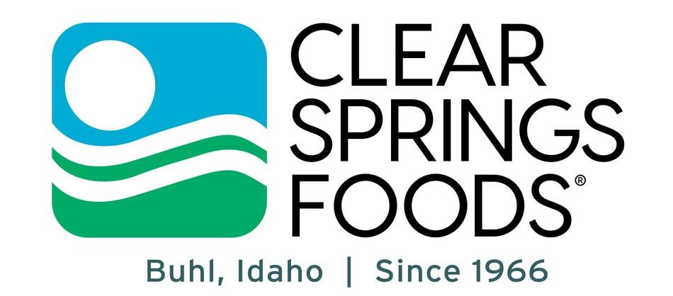 Clear Springs Foods logo