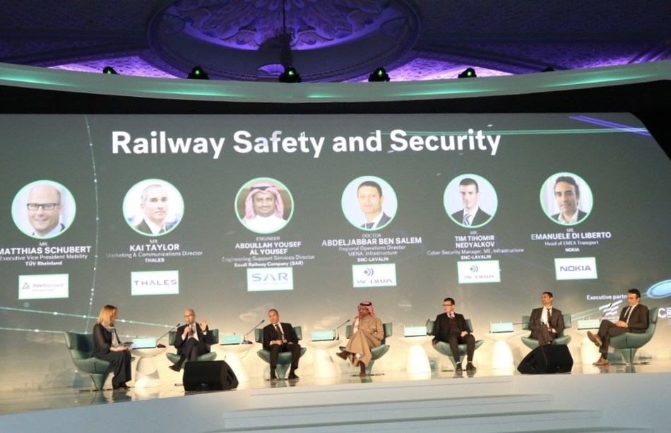 The Railway Forum Discussion Panels (PRNewsfoto/The Railway Forum 2020)