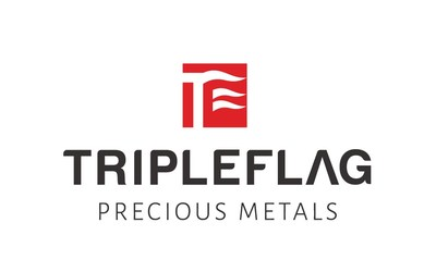 Logo: Triple Flag Precious Metals Corp (CNW Group/Triple Flag Precious Metals Corp)