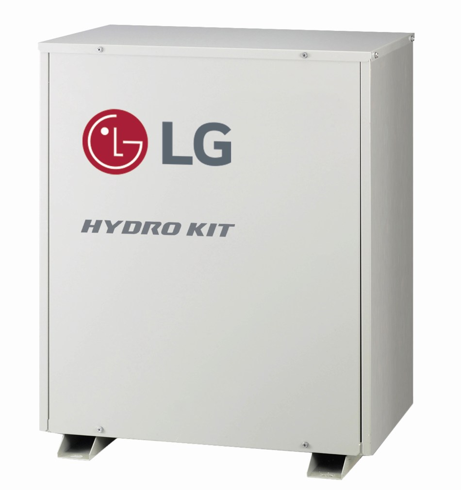 Winner of a 2020 AHR Innovation Award, LG's Hydro Kit is an indoor heat exchanger for LG VRF systems, capable of transferring heat or cooling energy expelled from the air conditioning process to water, which further capitalizes on the efficiency of LG heat recovery and heat pump systems.