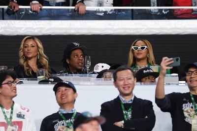 Beyoncé in Messika - Super Bowl 2020