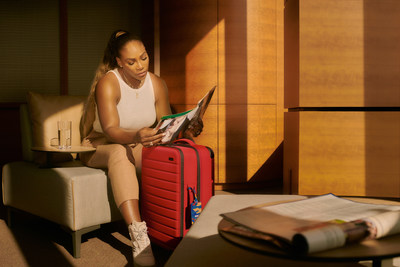 AWAY PARTNERS WITH TENNIS LEGEND, ENTREPRENEUR AND FASHION ICON SERENA WILLIAMS IN A MULTI-YEAR, MULTI-FACETED COLLABORATION