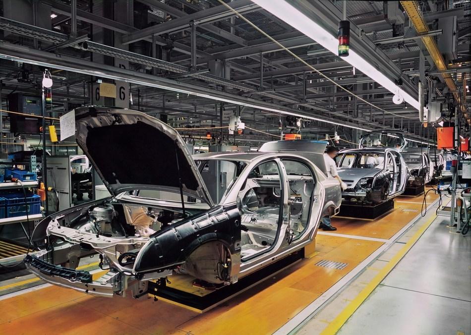 Global Automotive Industry (PRNewsfoto/Frost & Sullivan)