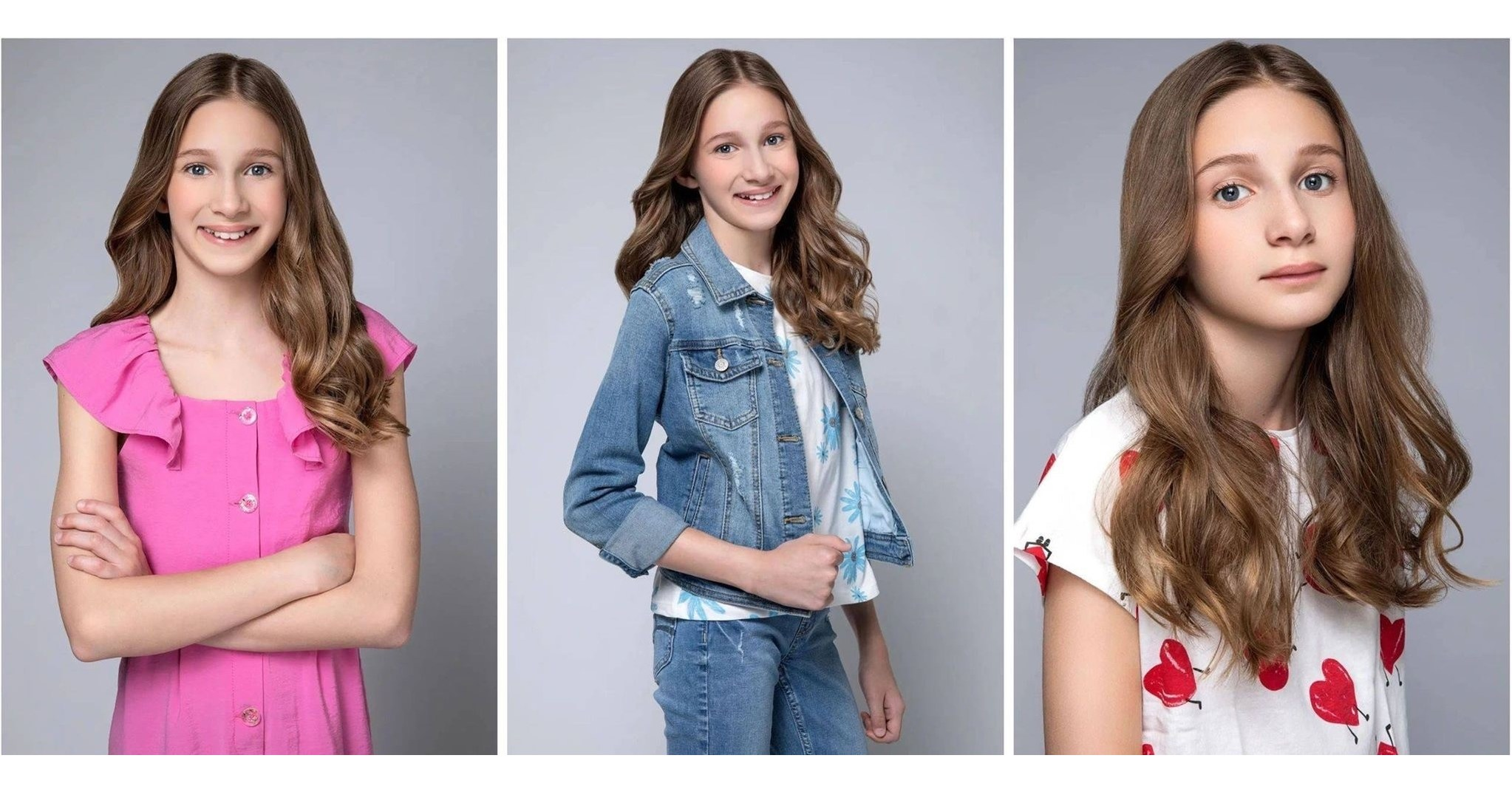 Pre-Teen Model Hannah Burkett (Age 11) From Huntsville Alabama ...