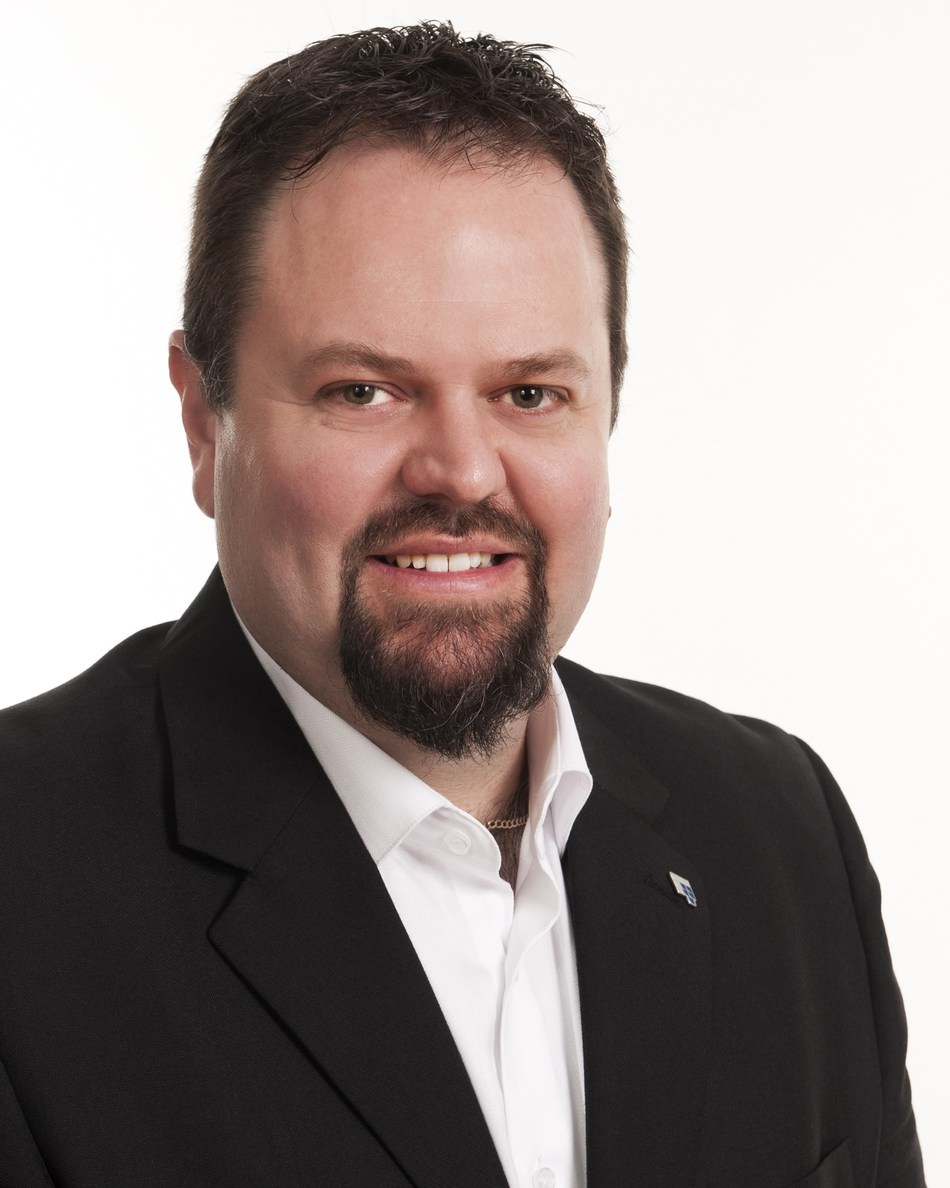 Pascal Lapierre, président du CA (Groupe CNW/Association des maîtres couvreurs du Québec (AMCQ))
