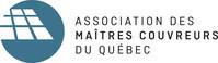 Logo : Association des maîtres couvreurs du Québec (AMCQ) (Groupe CNW/Association des maîtres couvreurs du Québec (AMCQ))