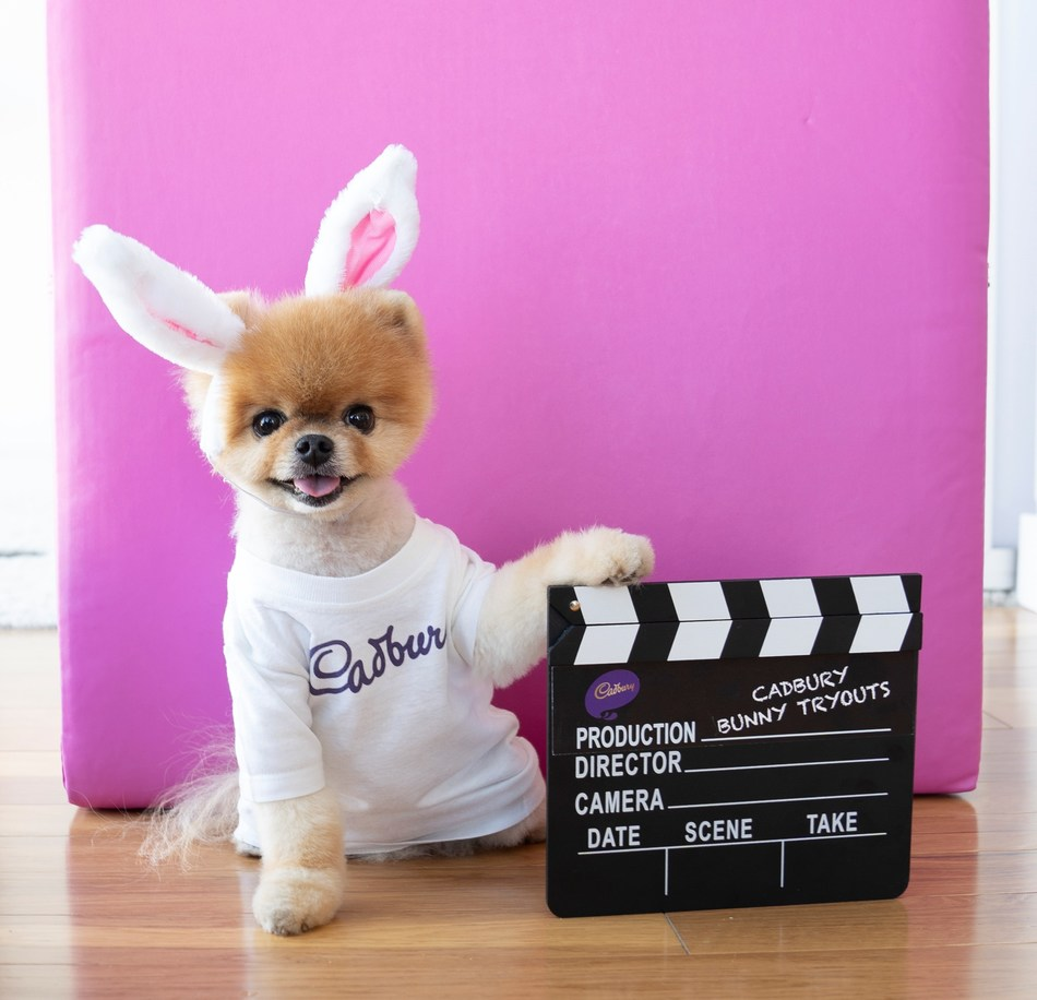 Jiffpom Teams Up with Cadbury Brand to Help Cast This Year's Star