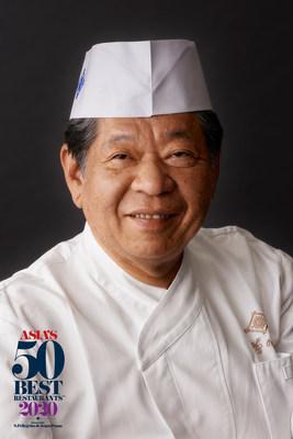 日本名厨村田吉弘荣获美国运通标志人物奖